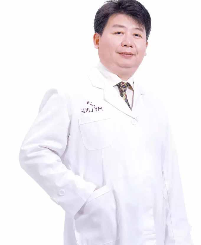 2017年9月20日吸脂大咖王志军教授坐诊上海美莱