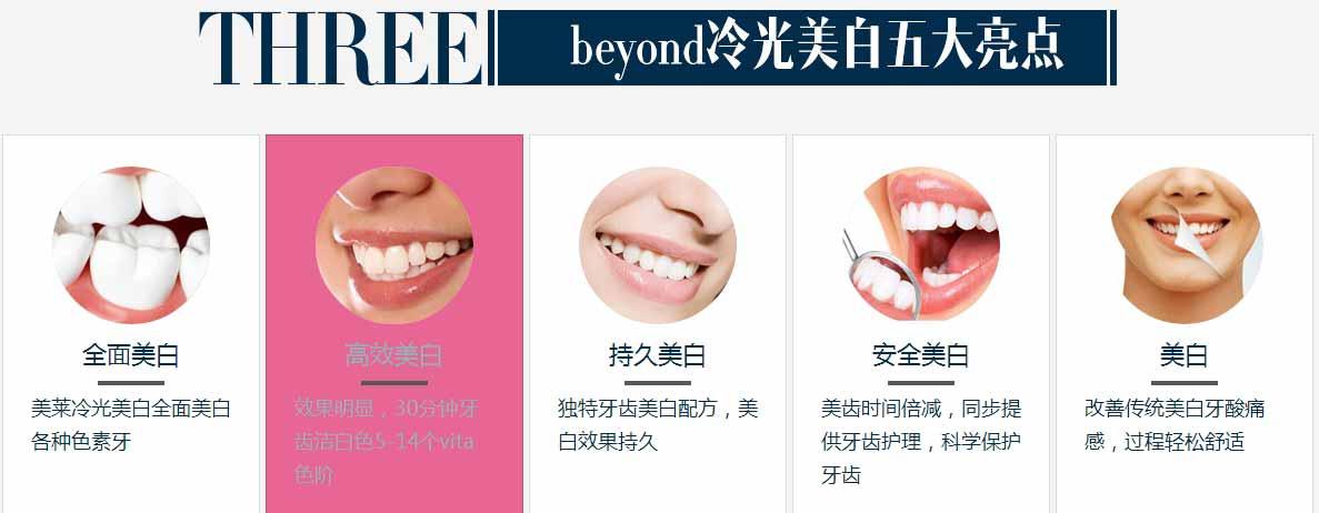牙齿美白需要多少钱