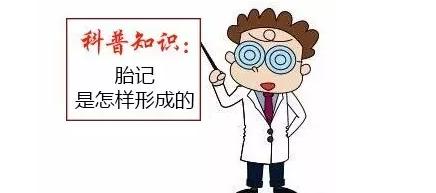 上海胎记的形成原因是什么