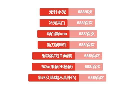 上海美莱3月国际整形节,多重惊喜7大爆款¥688