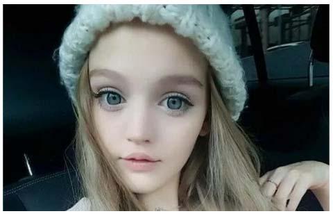 """上海美莱韩式芭比眼,助你成为""""萌眼女神"""""""