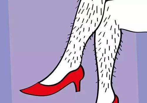 做激光脱腿毛皮肤会变白吗