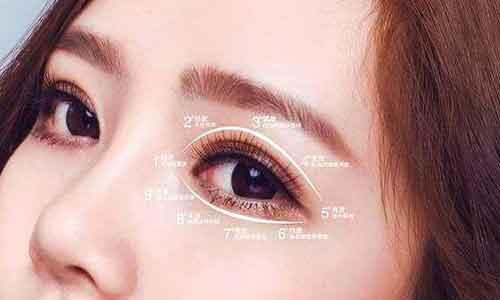 上海内双割双眼皮怎样好看吗?