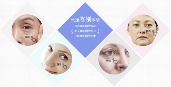 上海内切与外切祛眼袋优势