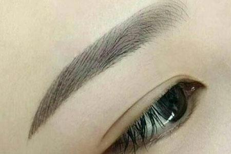 纹眉术后注意事项
